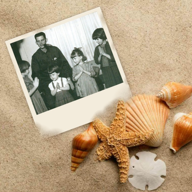 Sister's and seashells