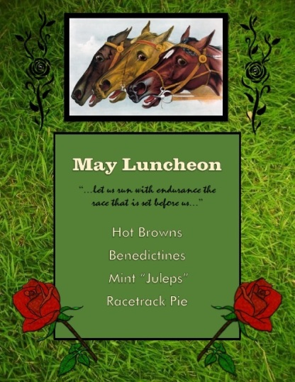 9. May Luncheon