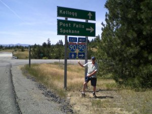 Idaho Geocache2