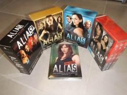 Alias DVD
