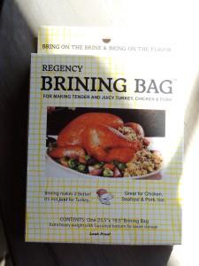 Brining Bag