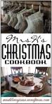 Mrs H's Christmas DinnerCookbook