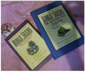 Garden Party Bible Seeds books