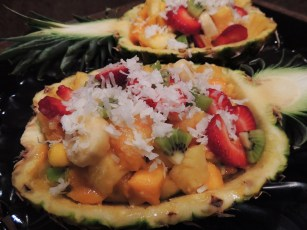 Colleen's Tropical Fruit Salad