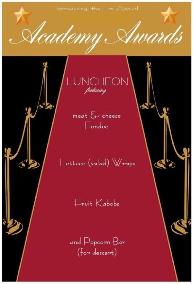 February Luncheon