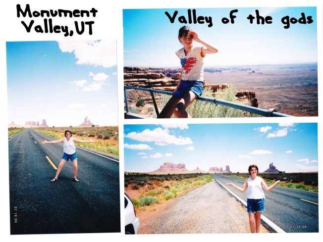 4. Valley of the Gods & Monument Valley