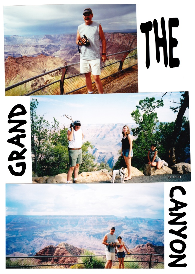 5. The Grand Canyon