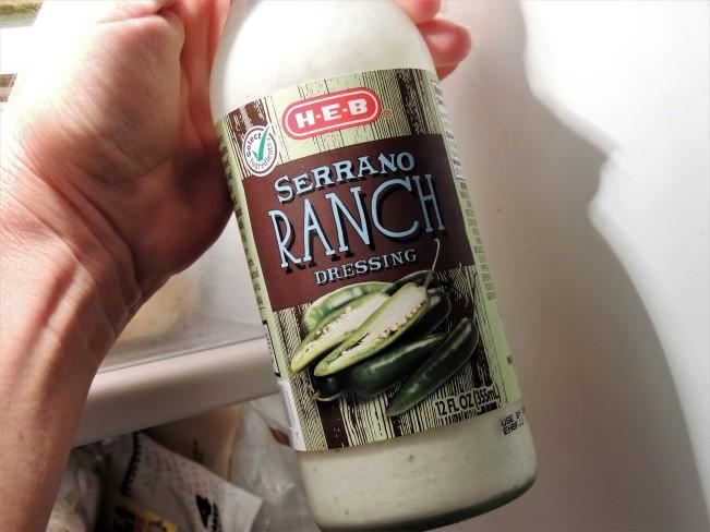Serrano Ranch dressing