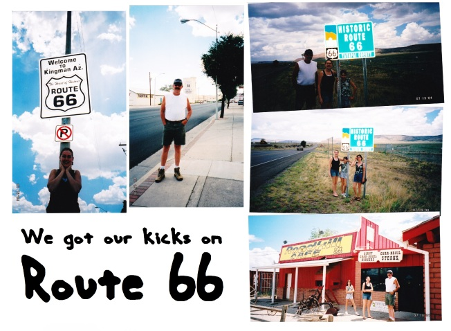 6. Route 66