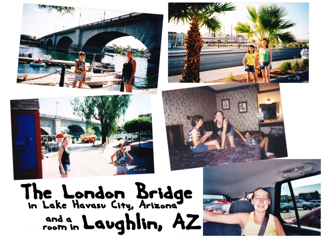 7. The London Bridge & Laughlin