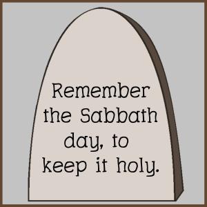 Commandment 4
