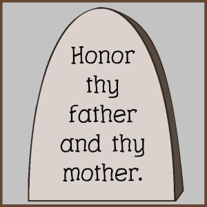 Commandment 5