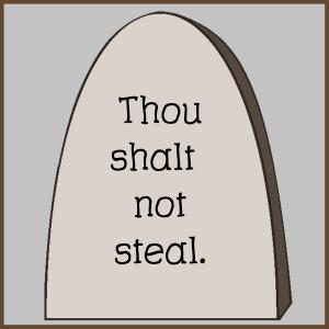 Commandment 8