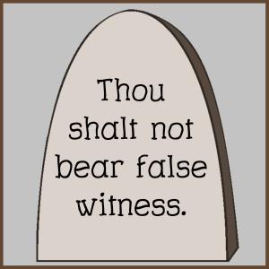 Commandment 9