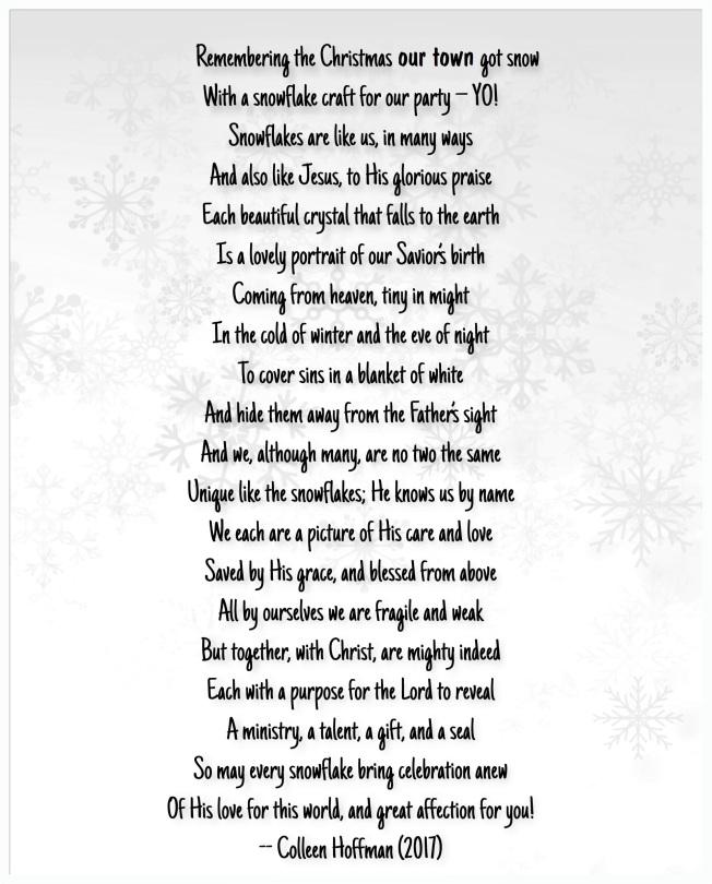 Print Poem