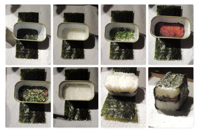 Musubi procedure