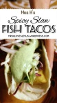 Mrs H's Fish Tacos