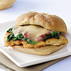chicken Parm Sand