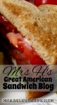 MrsH's Great American Sandwich Blog