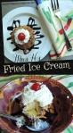 Mrs H's Fried IceCream